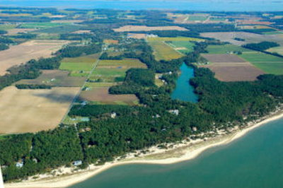 Cape Charles, Capeville, Kiptopeke, Cheriton Residential Lots & Land For Sale: Lot 6b Lake Dr