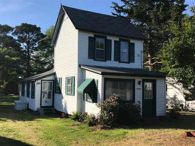 Quinby VA Single Family Home For Sale: $42,500