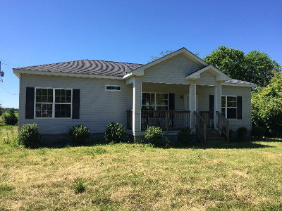 Cape Charles VA Single Family Home For Sale: $90,000