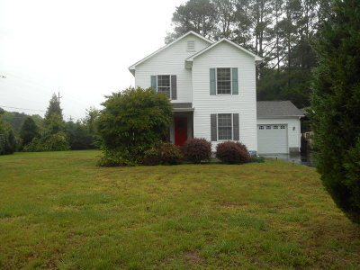 Onancock VA Single Family Home Under Contract/Continue To Sho: $189,900