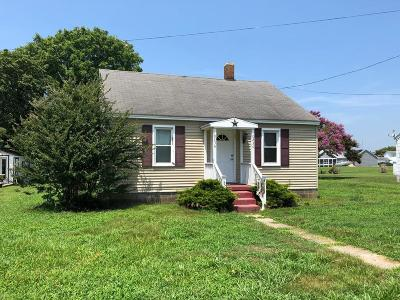 Atlantic VA Single Family Home For Sale: $119,900