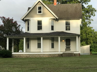 Northampton County, Accomack County Single Family Home For Sale: 4041 Kelly Rd