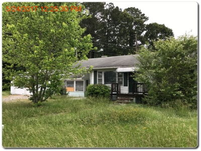 Parksley VA Single Family Home Under Contract/Continue To Sho: $26,860