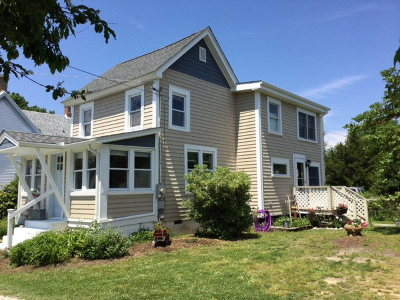Chincoteague VA Single Family Home For Sale: $226,500