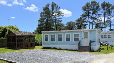 Chincoteague VA Single Family Home For Sale: $79,000