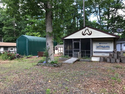 Northampton County, Accomack County Single Family Home For Sale: 628&629 Pintail Dr
