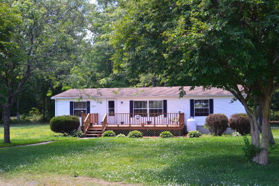 Greenbush VA Single Family Home For Sale: $139,000
