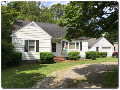 Northampton County Single Family Home For Sale: 4078 Willis Wharf Rd