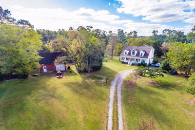 Northampton County, Accomack County Single Family Home For Sale: 25594 Joynes Neck Rd