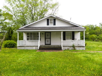 Cape Charles VA Single Family Home For Sale: $130,000