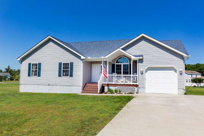 Greenbackville VA Single Family Home For Sale: $189,900