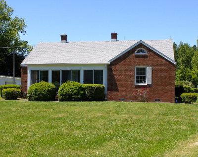 Northampton County, Accomack County Single Family Home For Sale: 5388 Bayside Rd