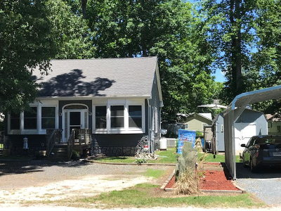 Horntown VA Single Family Home For Sale: $124,900