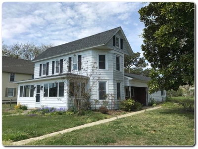 Greenbackville VA Single Family Home For Sale: $69,900