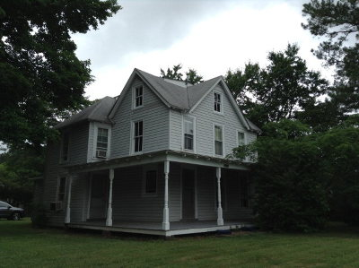 Parksley VA Single Family Home For Sale: $89,000