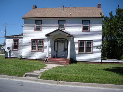 Exmore VA Single Family Home For Sale: $65,000