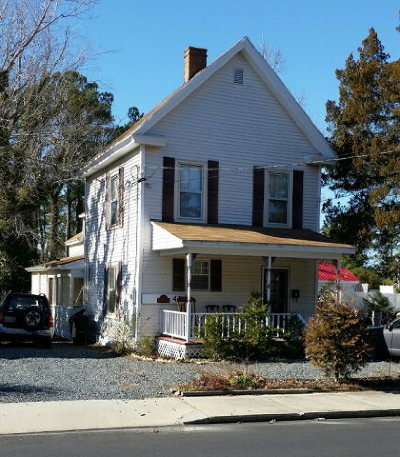 Onancock VA Single Family Home For Sale: $215,000
