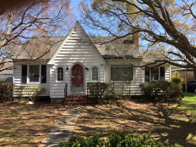 Exmore VA Single Family Home For Sale: $110,000
