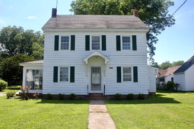 Northampton County Single Family Home Under Contract/Continue To Sho: 3108 Main St