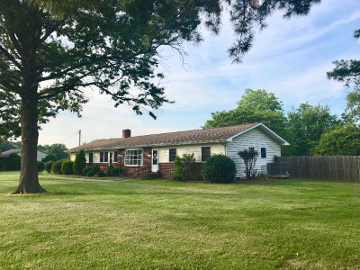 Onley VA Single Family Home For Sale: $189,000