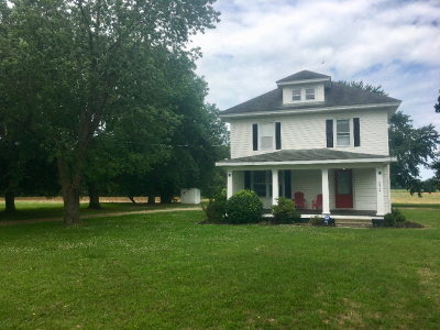 Exmore VA Single Family Home For Sale: $129,000