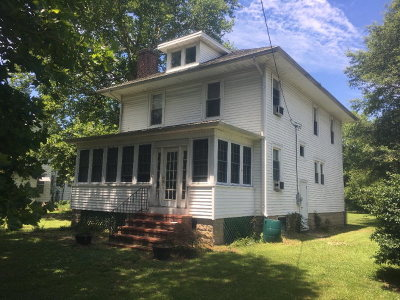 Atlantic VA Single Family Home For Sale: $139,000
