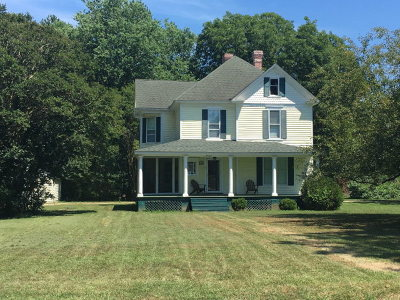 Painter VA Single Family Home For Sale: $219,900