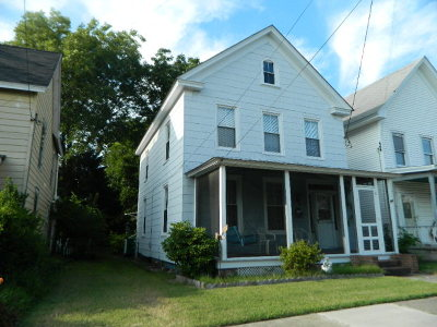 Cape Charles VA Single Family Home For Sale: $149,900