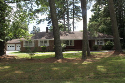 Belle Haven VA Single Family Home For Sale: $249,000