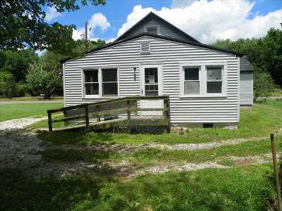 Northampton County, Accomack County Single Family Home For Sale: 34272 Horntown Rd