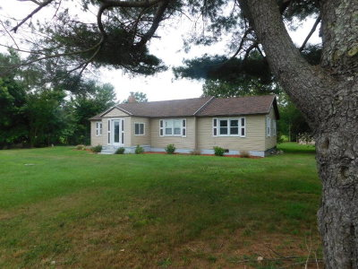 Parksley VA Single Family Home For Sale: $112,000