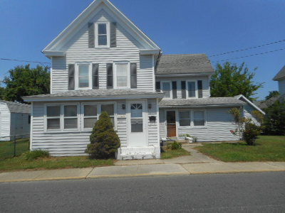 Chincoteague VA Single Family Home For Sale: $144,900