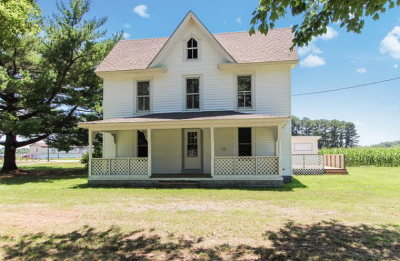 Parksley VA Single Family Home For Sale: $169,000