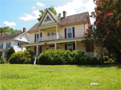 Onancock VA Single Family Home For Sale: $192,000