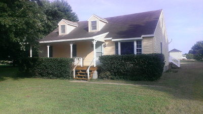Atlantic VA Single Family Home For Sale: $145,000