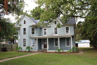 Cape Charles VA Single Family Home For Sale: $94,900
