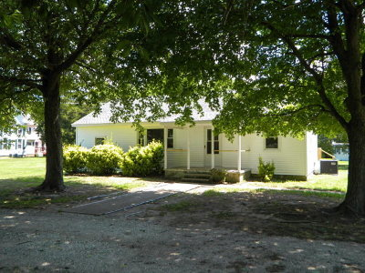 Cape Charles VA Single Family Home For Sale: $139,900