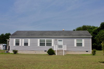 Pungoteague VA Single Family Home For Sale: $125,000