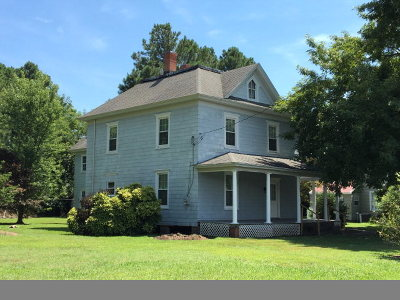 Harborton VA Single Family Home For Sale: $175,000