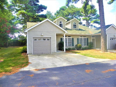 Cape Charles VA Single Family Home For Sale: $199,000