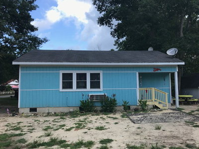 Northampton County, Accomack County Single Family Home For Sale: Lot 660 Pintail Dr