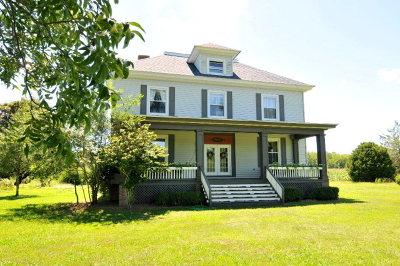 Northampton County, Accomack County Single Family Home For Sale: 27332 Big Farm Rd