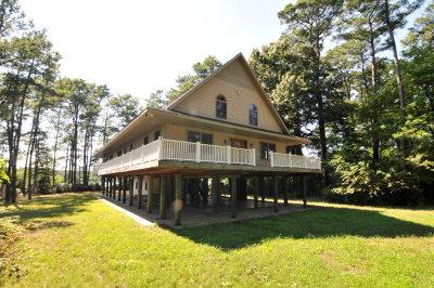 Accomack County, Northampton County Single Family Home For Sale: 2270 Broadview Lane