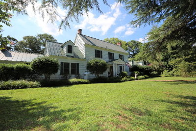 Northampton County, Accomack County Single Family Home For Sale: 15555 Mount Nebo Rd