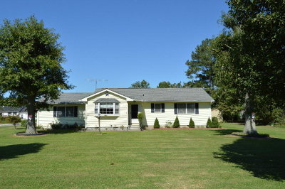 Single Family Home For Sale: 4500 Seaside Rd