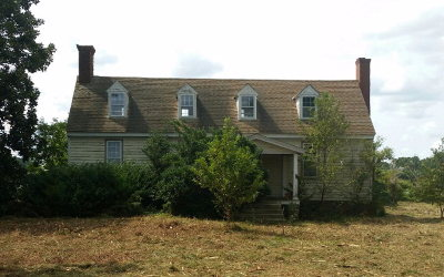 Onancock Single Family Home For Sale: 19058 Mink Farm Rd