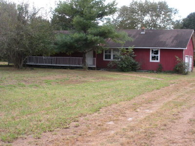 Northampton County, Accomack County Single Family Home Under Contract/Continue To Sho: 15170 Quail Ln