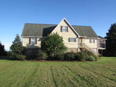 Accomack County, Northampton County Single Family Home For Sale: 17171 Assawoman Dr