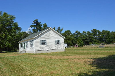 Northampton County, Accomack County Single Family Home For Sale: 31261 Greta Rd