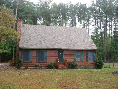 Single Family Home For Sale: 32477 Peregrine Rd